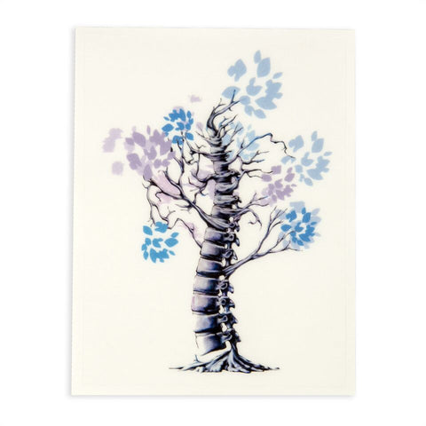 Tree Spine Sticker