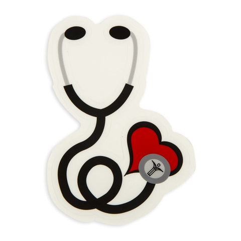 SCU Stethoscope Sticker