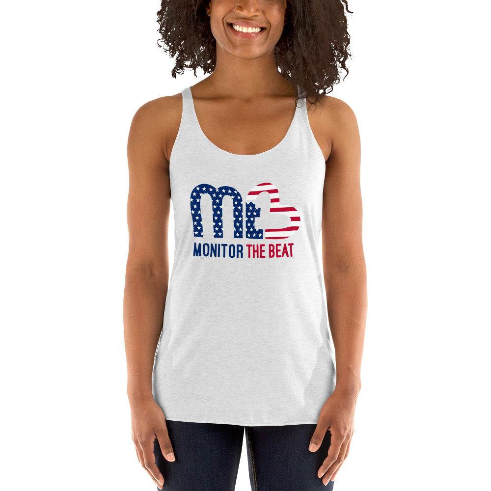 MtB USA Racerback Tank Top - Limited Edition