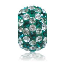 1855 | Sparklies® - Emerald Speckled