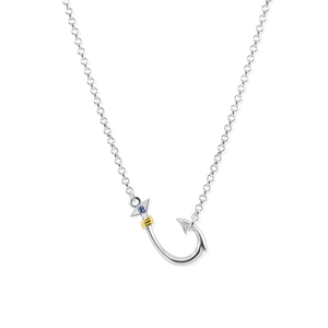 Nauti Girl Hook Necklace