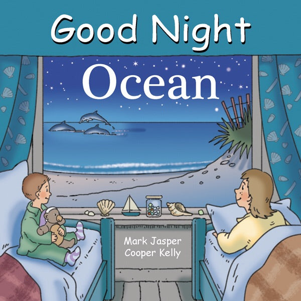 Good Night Ocean Book