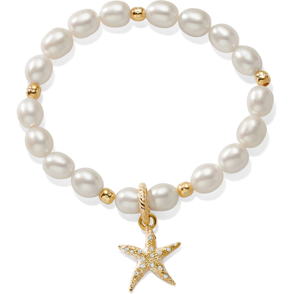 Brighton Sea Shore Stretch Starfish Bracelet