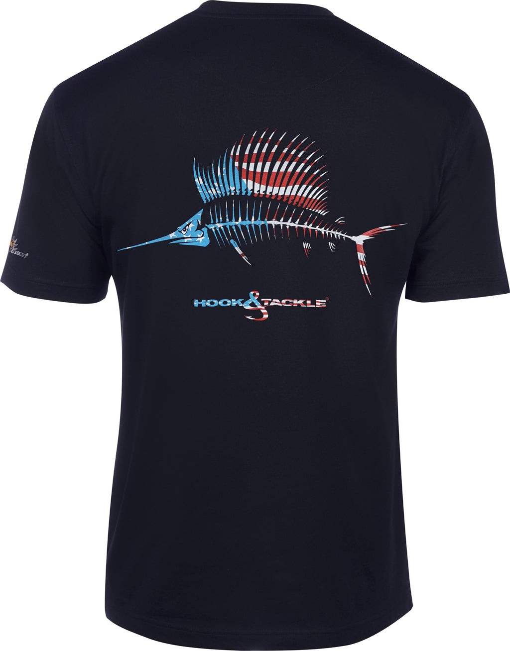 American Sailfish Short Sleeve, Navy