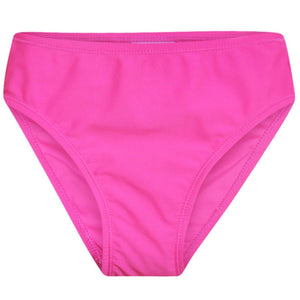 Flap Happy Pink Swim Bottom SPF 50+