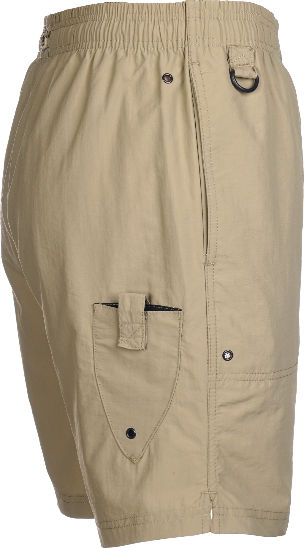 Beer Can Island Fishing Trunk, Khaki