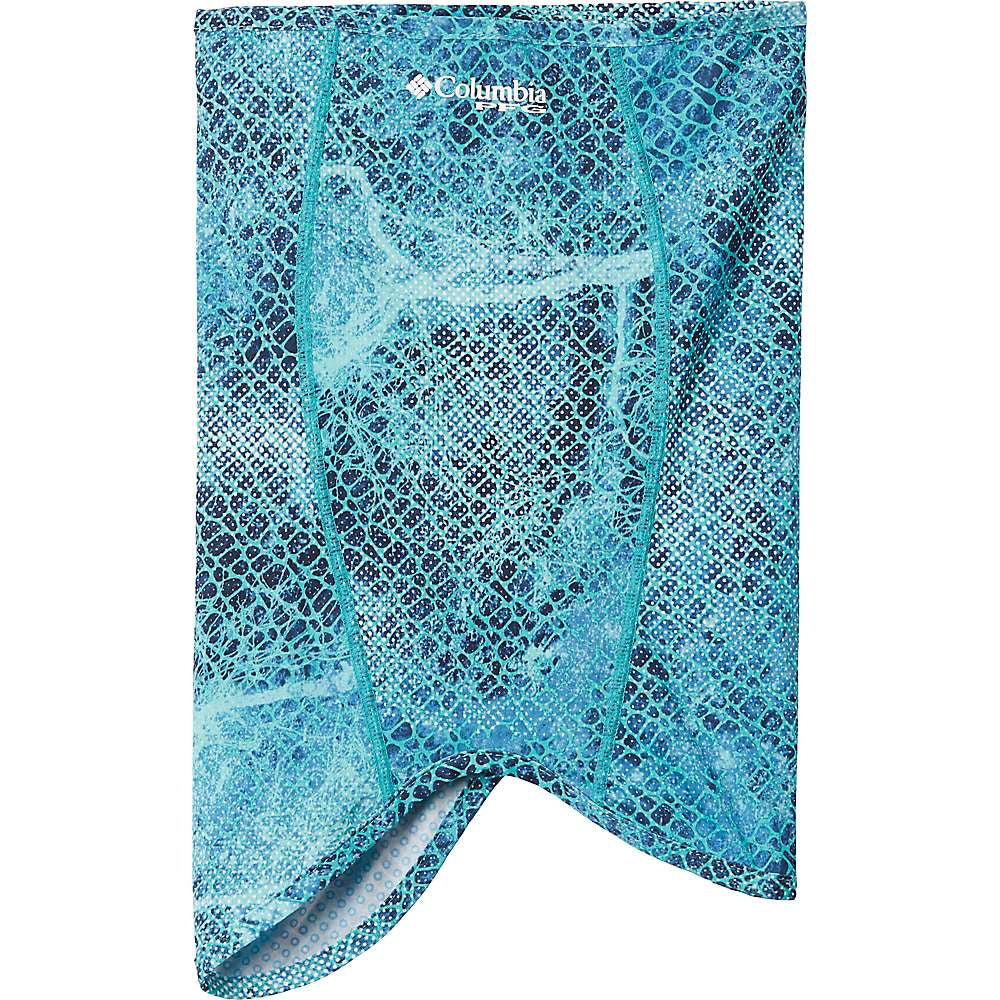 COLUMBIA–Freezer Zero II Neck Gaiter Face Shield Buff, Realtree Aqua