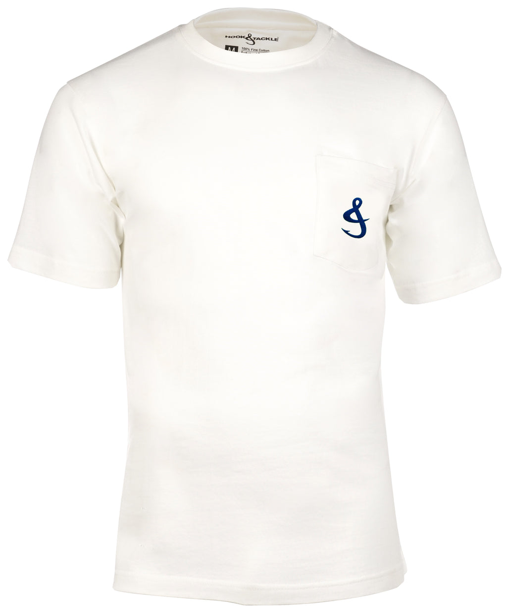 American Sailfish Short Sleeve, White