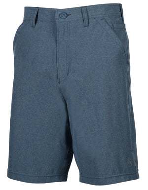 Hi-Tide Hybrid 4-Way Stretch Short, Blue