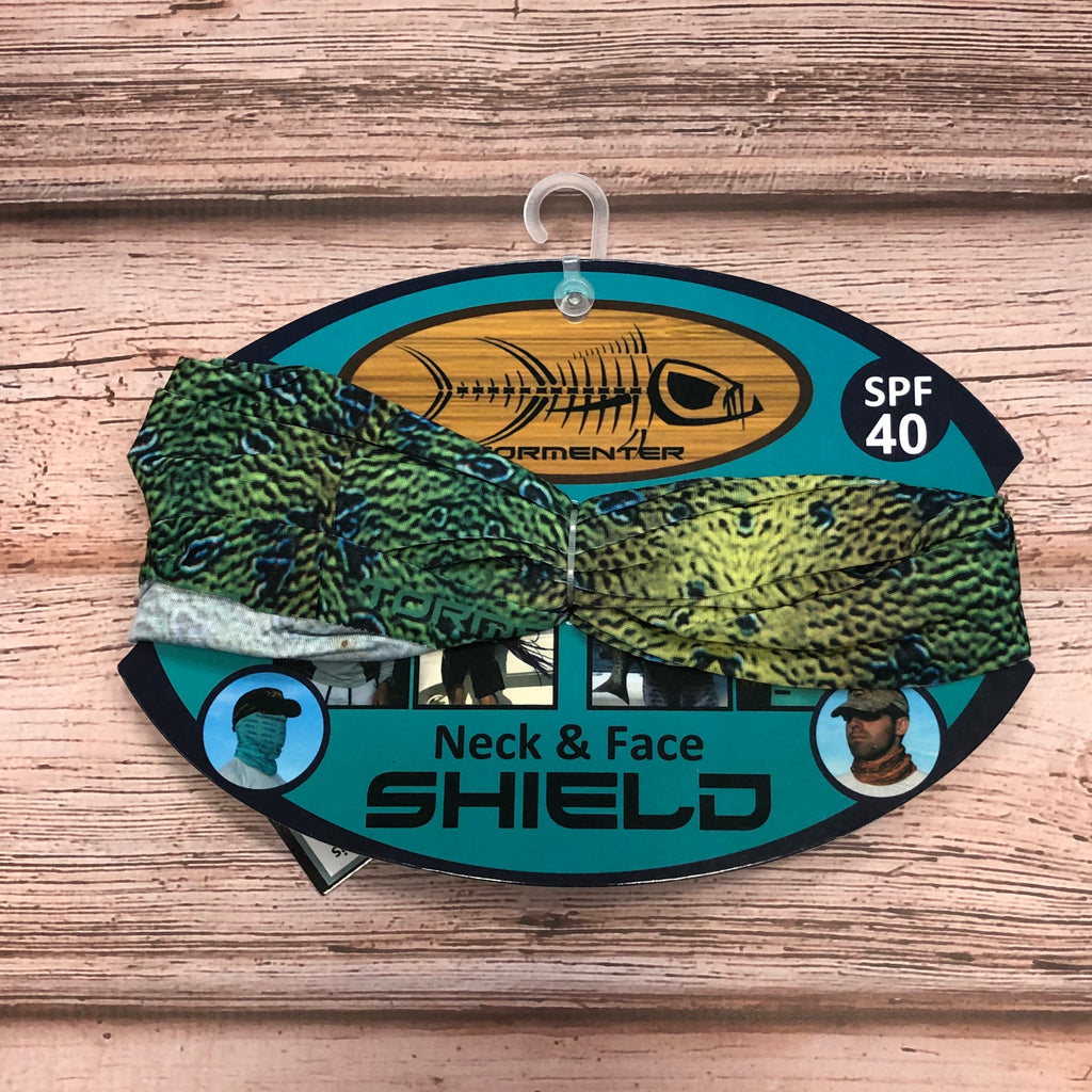 Tormenter Face Shield Buff, Mahi