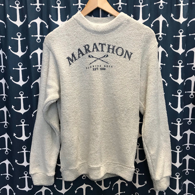 Crossed Oars Marathon Sweatshirt
