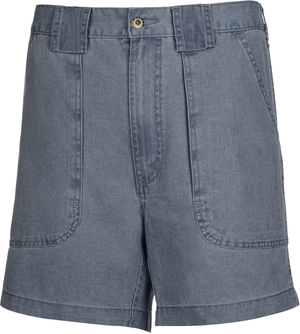 Hook & Tackle Original Beer Can Island Fishing Short, Chambray