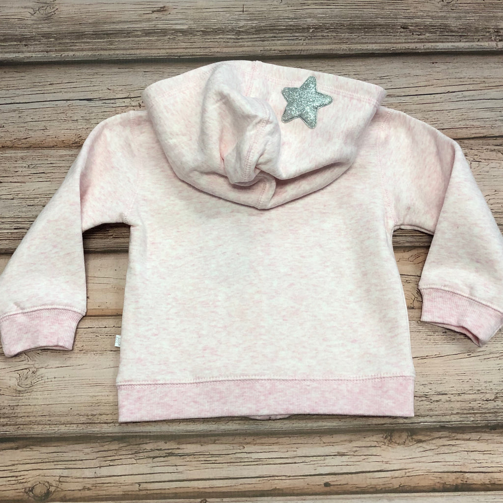 Earth Nymph Seahorse Baby Girl Hoodie