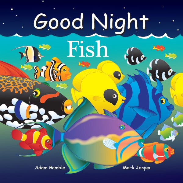 Good Night Fish Book