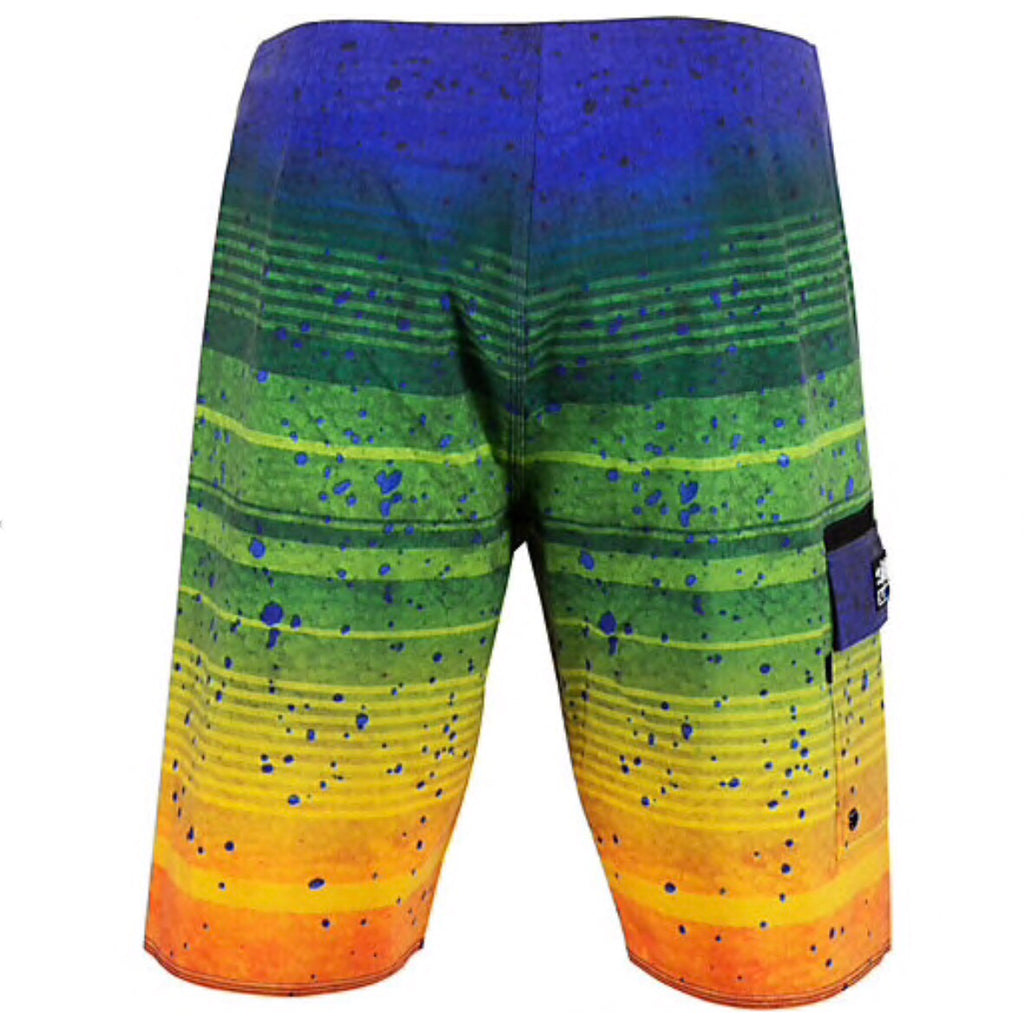 Salt Life Electric Skins Mahi Board Shorts