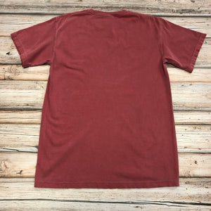 Wind Chill Short Sleeve T-Shirt, Red