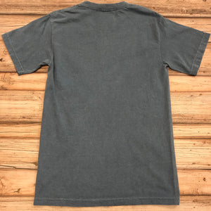 Wind Chill Short Sleeve T-Shirt, Faded Blue