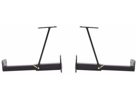 Torklift C2201 Front Camper Tie Downs - Frame Mount (Set of 2)