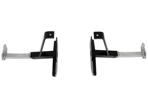 Torklift D2101A Front Talon Camper Tie Downs - Frame Mount (Set of 2)
