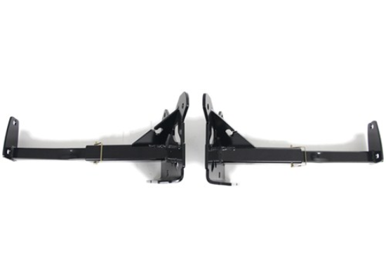 Torklift F2000 Front Camper Tie Downs - Frame Mount (Set of 2)