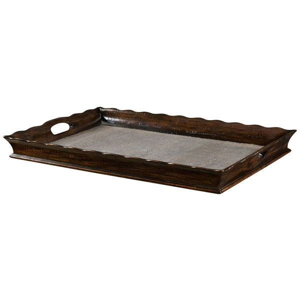 Tray With Flare