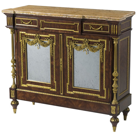 Bold as Brass Cabinet