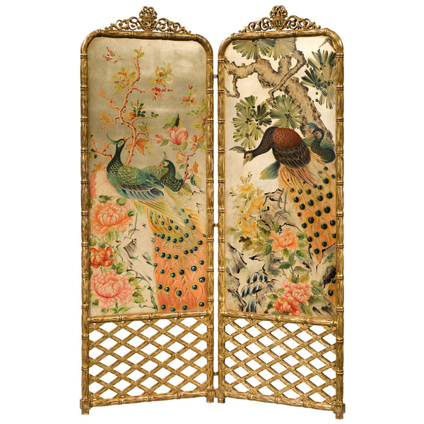 The Peacock Screen