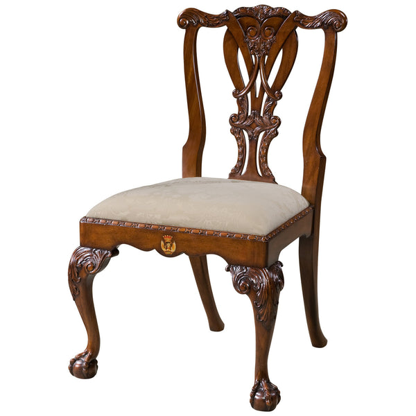 Crested Chair