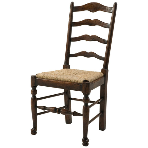 Victory Oak Ladderback Chair