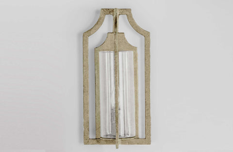 Lola Sconce Silver
