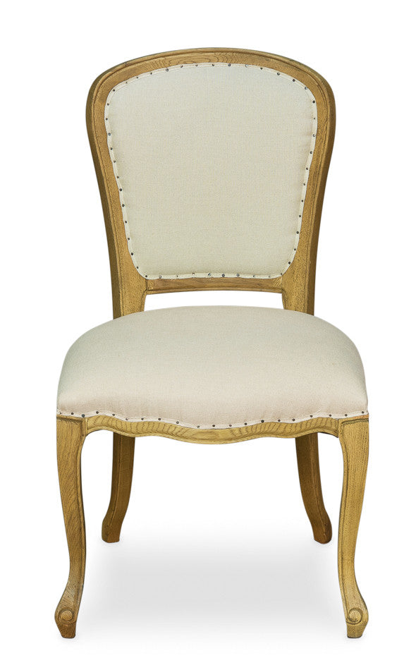 Louis Xiv Side Chair