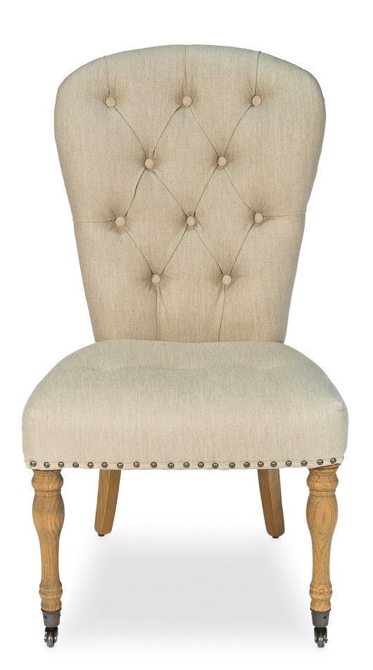 French Parlor Side Chair