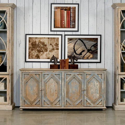 Four Diamonds Sideboard