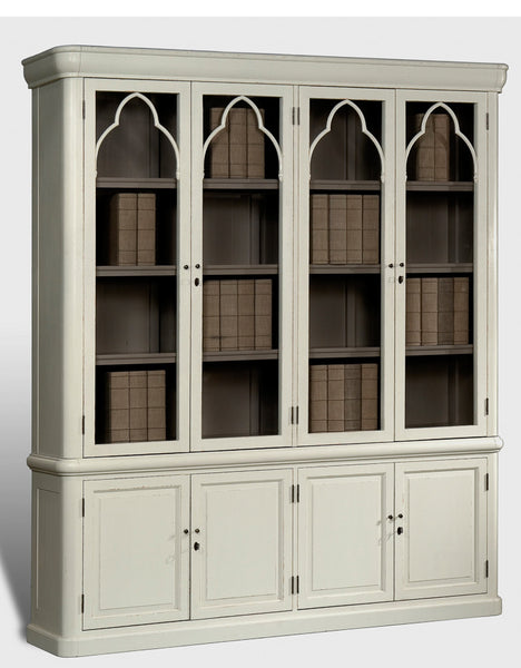 Palais Arc Library Cabinet