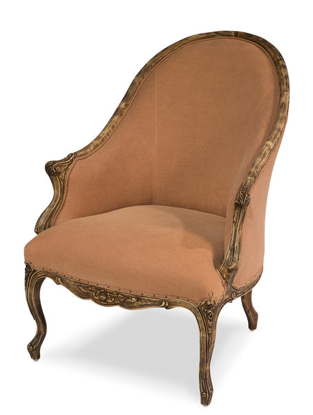 Chalais Tub Chair, Old Red