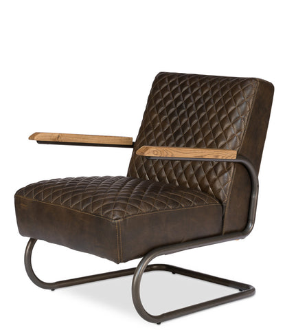 Beverly Hills Arm Chair, Java