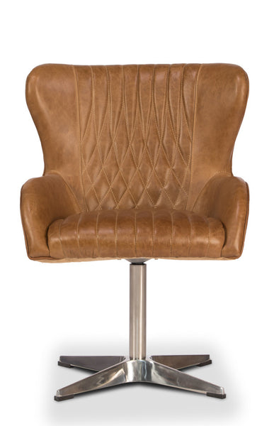 Disel Swivel Arm Chair