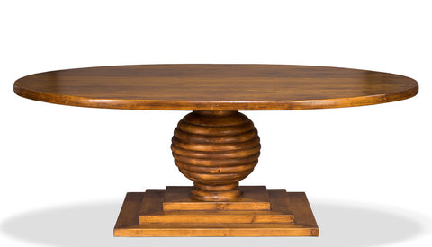 Kate's Oval Dining Table