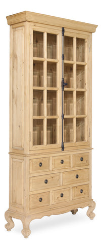 The Tall Hall Book Cabinet
