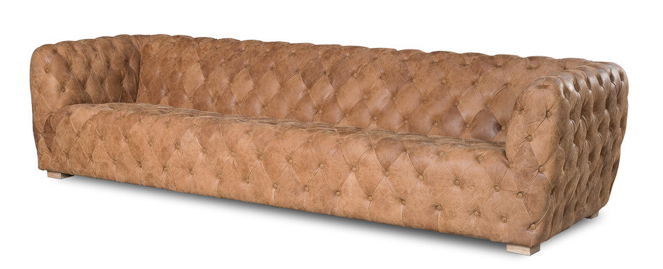 Long Stanley Sofa, Tan