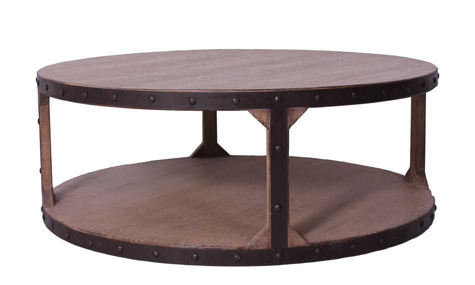 The Granada Two-Tier Coffee Table