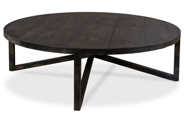 Dark Drama Coffee Table