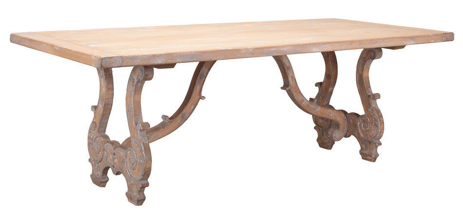 Baroque Dining Table