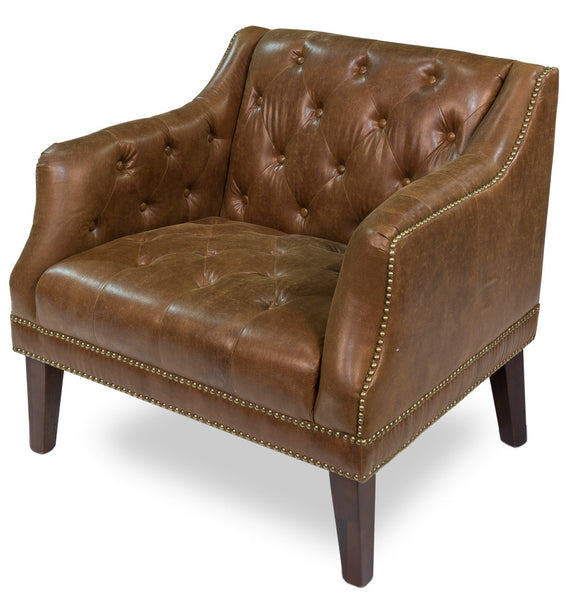 Forbes Leather Chair