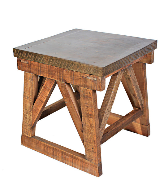 Bluestone Side Table