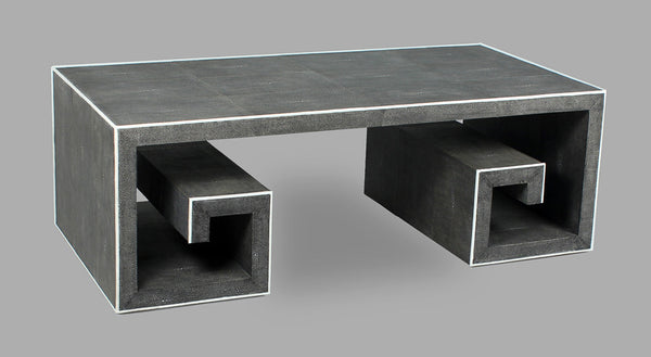 Hepburn Greek Key Coffee Table