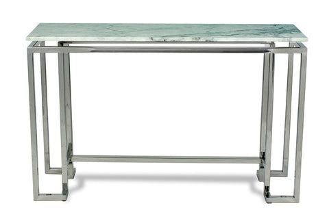 Revealed Console Table