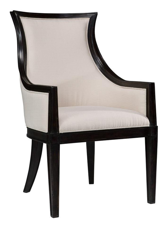 Parisian Dining Arm Chair, Umbria Finish