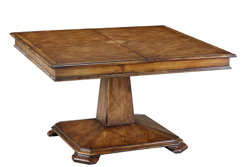 Jupe Dining Table, Hazelnut