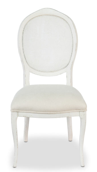 Abrella Chair, White